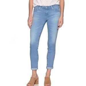 AG Adriano Goldschmied Stilt Corp Jeans Size 27